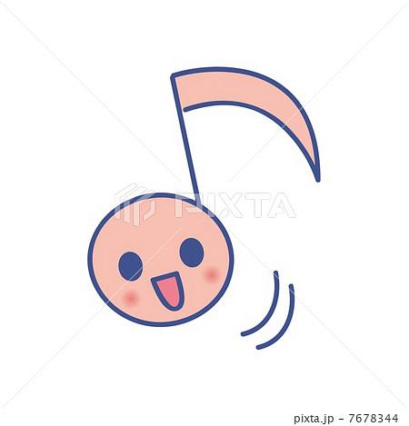 音符 Png イラスト かわいいのイラスト素材 Pixta