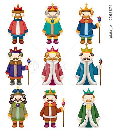 集 キング 王冠 マンガのイラスト素材 Pixta