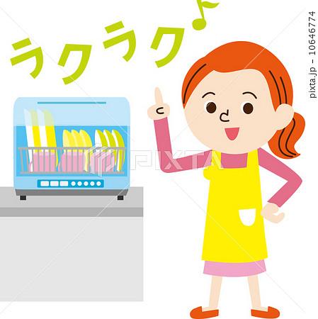 「リフォーム食器洗浄機 イラスト」の画像検索結果