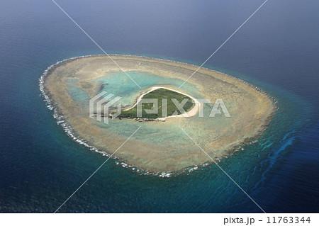出砂島射爆撃場 東シナ海の写真...