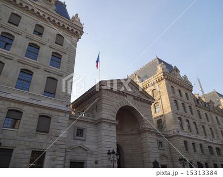 パリ警視庁の写真素材 - PIXTA