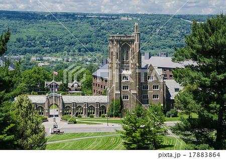 コーネル大学キャンパス Cornell...