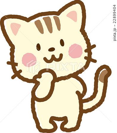 猫可愛い猫のイラスト素材集 Pixtaピクスタ