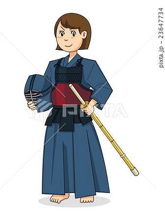 剣道のイラスト素材集 Pixtaピクスタ