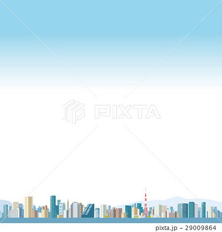 六本木六本木ヒルズのイラスト素材集 Pixtaピクスタ
