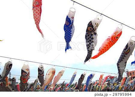 新潟 新潟県 加茂市 イベントの写真素材 Pixta