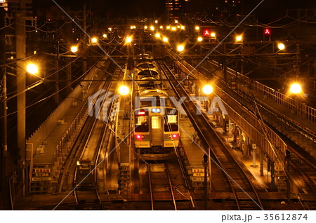 長野市総合車両センター 車両整備