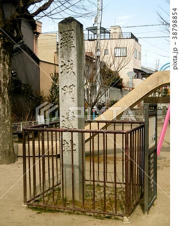 京都羅生門の写真素材 Pixta